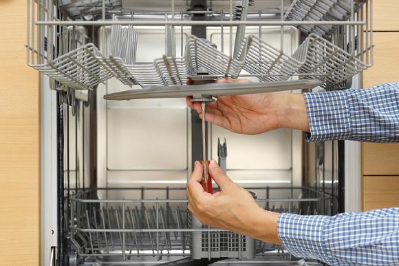 Ремонт посудомоечной машины века своими руками 27